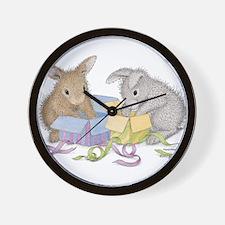 Hoppy Birthday - Wall Clock