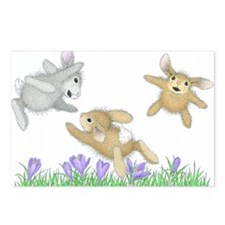 Hoppy Fliers Postcards (Package of 8)