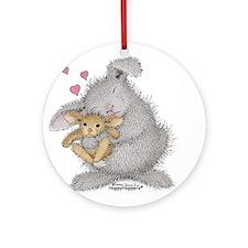Love Bunny - Ornament (Round)