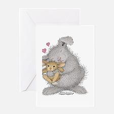 Love Bunny - Greeting Card