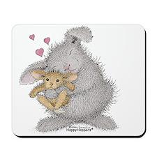 Love Bunny - Mousepad
