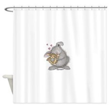 Love Bunny - Shower Curtain