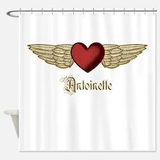 Antoinette the Angel Shower Curtain