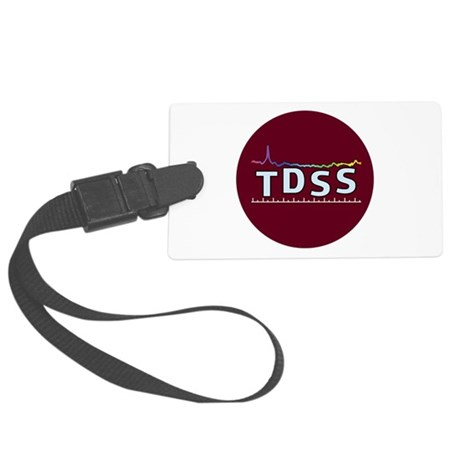 TDSS Logo Large Luggage Tag