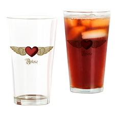 Arlene the Angel Drinking Glass