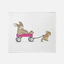 Wagon Ride Throw Blanket