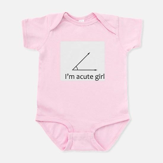 Im acute girl Body Suit