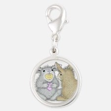 You've Got Heart - Silver Round Charm