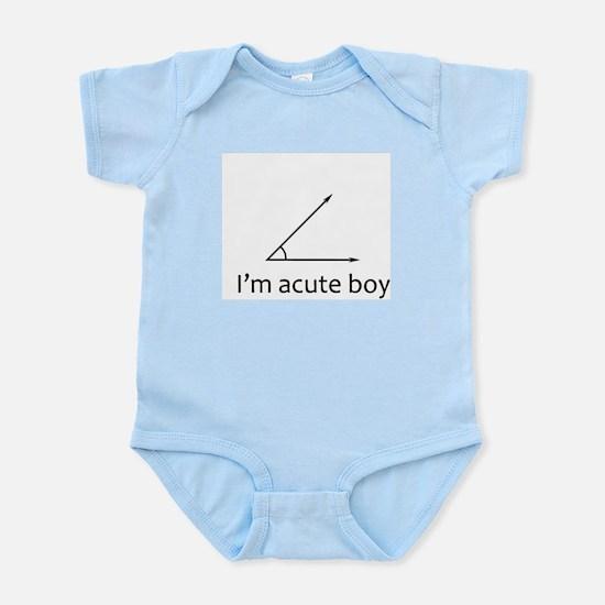 Im Acute Boy Body Suit