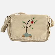 Small Tree Messenger Bag