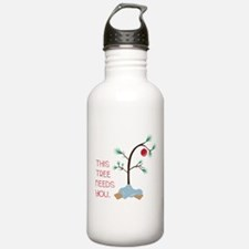 This Tree Needs You Water Bottle