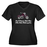 Womens motorcycle Plus Size