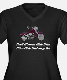 real women harley Plus Size T-Shirt