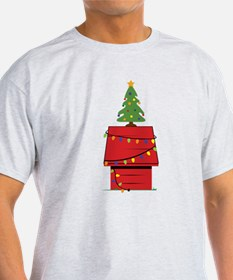 Holiday Dog House T-Shirt