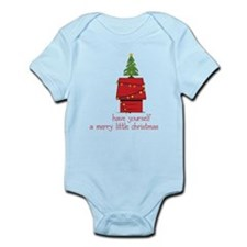 Merry Little Christmas Body Suit