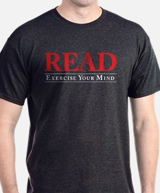 Read. Exercise. T-Shirt