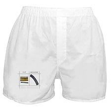 Mag or Clip? Boxer Shorts