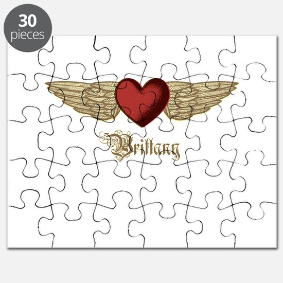 Brittany the Angel Puzzle