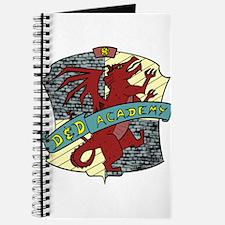 DnD Academy Crest Journal
