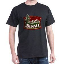 Denali Mountain Scene T-Shirt