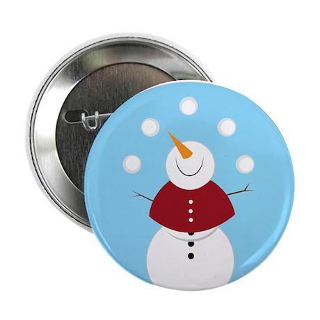 """Winter Wonderland 2.25"""" Button"""