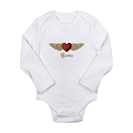 Caroline the Angel Body Suit