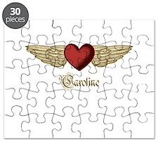 Caroline the Angel Puzzle