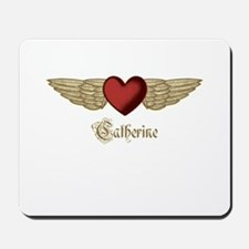 Catherine the Angel Mousepad