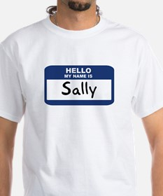 Hello: Sally Shirt