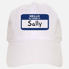 Hello: Sally Baseball Baseball Cap