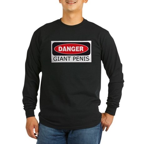 dangerpenis Long Sleeve T-Shirt