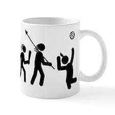 Sitting Volleyball Mug