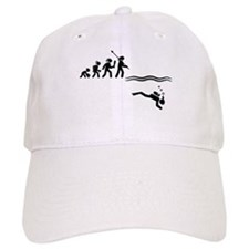 Scuba Diving Baseball Cap
