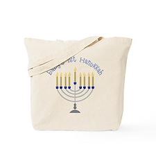 Baby's 1st Hanukkah Tote Bag