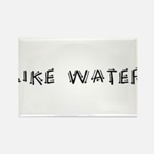 Like Water Rectangle Magnet