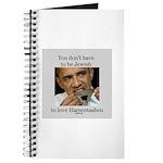 Funny Purim Obama Journal