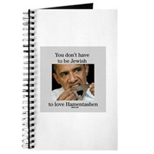 Funny Purim Obama Journal