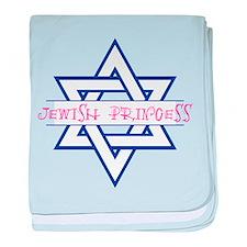 Jewish Princess baby blanket