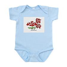 Roses Infant Bodysuit
