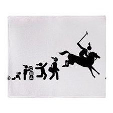 Polo Throw Blanket