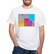 Pop Art Cross Religious Shirt