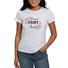 Army Aunt [fl camo] Tee