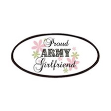 Army Girlfriend [fl camo] Patches