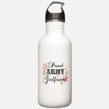 Army Girlfriend [fl camo] Water Bottle