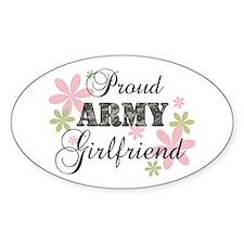 Army Girlfriend [fl camo] Decal