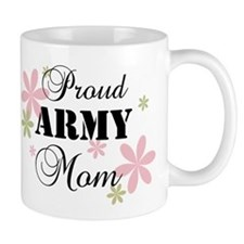 Army Mom [fl camo] Mug