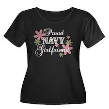 Navy Girlfriend [fl camo] T