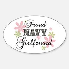 Navy Girlfriend [fl camo] Decal