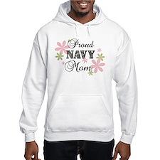 Navy Mom [fl camo] Jumper Hoody