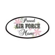 Air Force Mom [fl camo] Patches